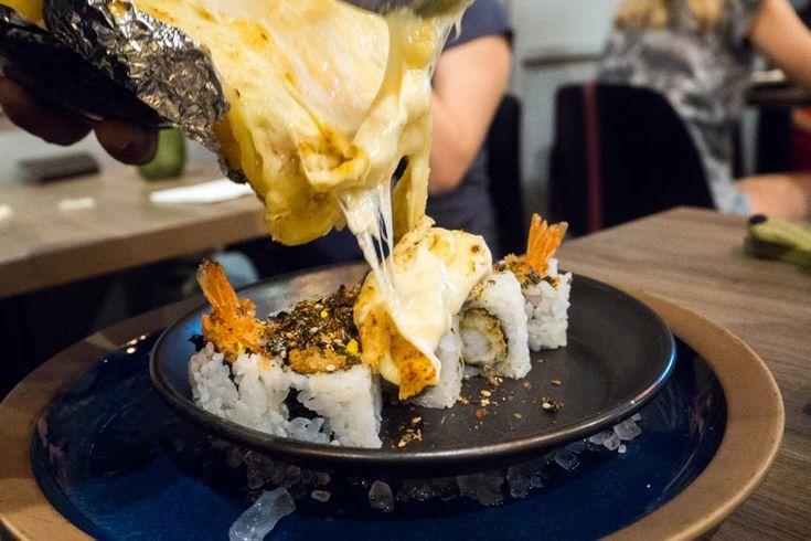 Hana Restaurant: Raclette Cheese + Japanese Classics = Renewed Love For Jap Food