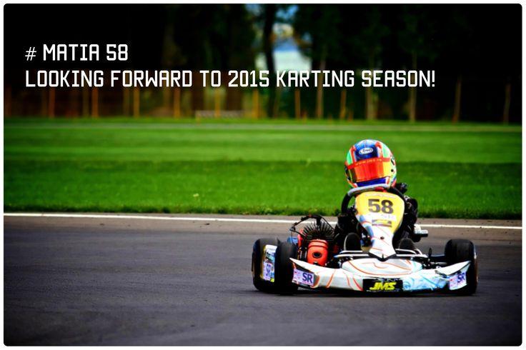 Matia Curuia  #2015 #karting #matiacuruia #matia58 #58 #jmsperformance #StrategicResources