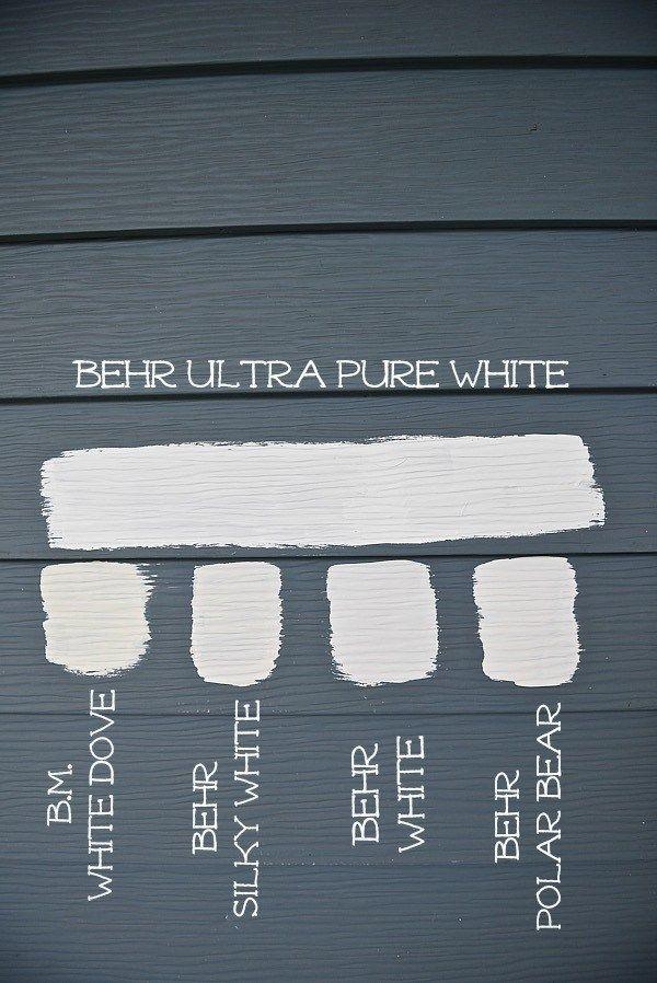 The Best Rustic Farmhouse White Paint Farmhouse Paint Colors