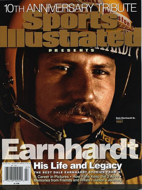 Dale Earnhardt - SI 10 years later...