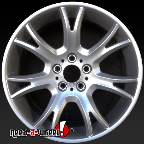 "2004-2010 BMW X3 oem wheels for sale. 19"" Gray stock rims 59566 https://www.need-a-wheel.com/rim-shop/19-bmw-x3-oem-wheels-rims-gray-59566/, , #oemwheels, #factorywheels"