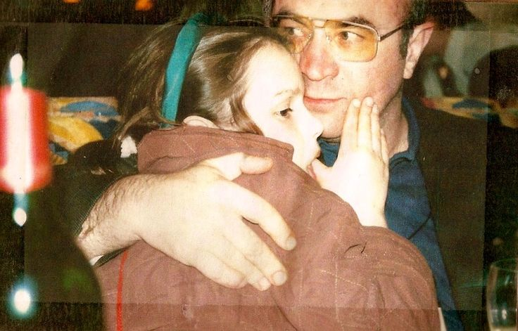 11 Lessons from My Dad - Rosa Hoskins in memory of the late actor Bob Hoskins - http://hautehoskins.com/2014/04/30/rosa-14/#sthash.aqSyo1dL.dpbs