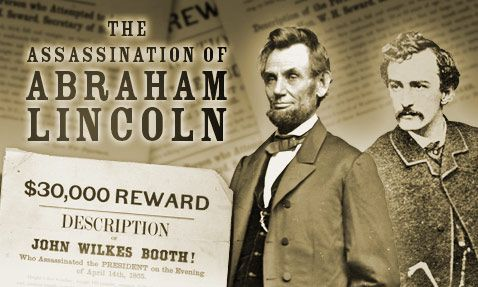 the events that led to the assassination of abraham lincoln The assassination of president lincoln april 14, 1865 shortly after 10 pm on april 14, 1865, actor john wilkes booth entered the presidential box at ford's theatre in washington dc, and fatally shot president abraham lincoln.