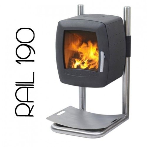 Nordpeis Smarty Stove | Yorkshire Stoves Direct
