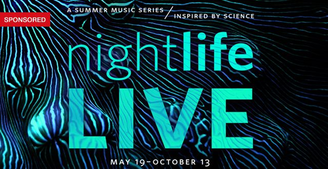 It's ALIVE! The Third Annual California Academy of Sciences NightLife LIVE Music Series is Upon Us