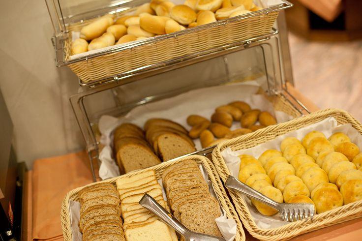 #DavidBarAndRestaurant #Breakfast #Bread