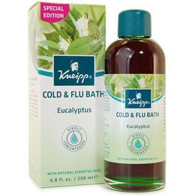Kneipp Special Value Double Sized Eucalyptus Cold & Flu Bath - 6.8 fl. oz.