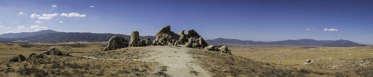 Eagle Rock Hike, Warner Springs, San Diego