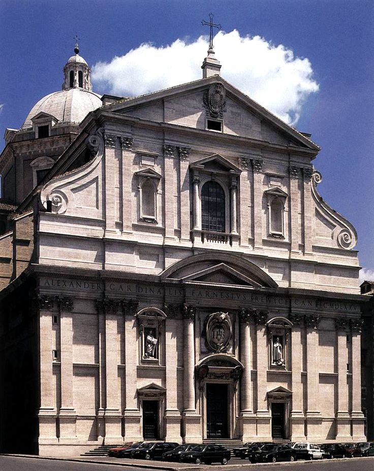 Chiesa del Gesù - Wikipedia