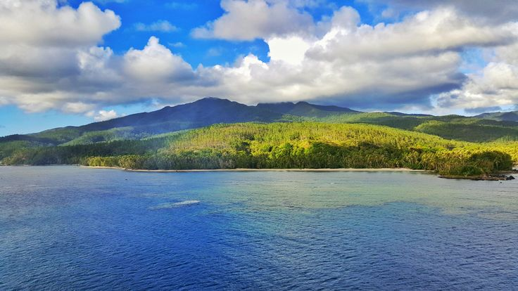 Port Villa, Vanuatu P&O Cruise [3264x1836][OC] via /r/EarthPorn