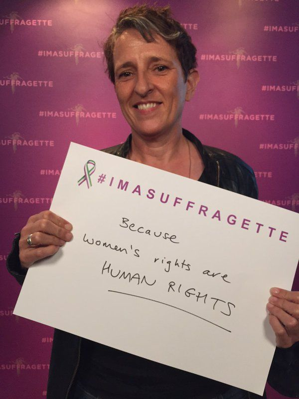 @HRC #imasuffragette because women's rights are human rights #inspiringwomen #suffragette https://t.co/ps2PZyzVmI