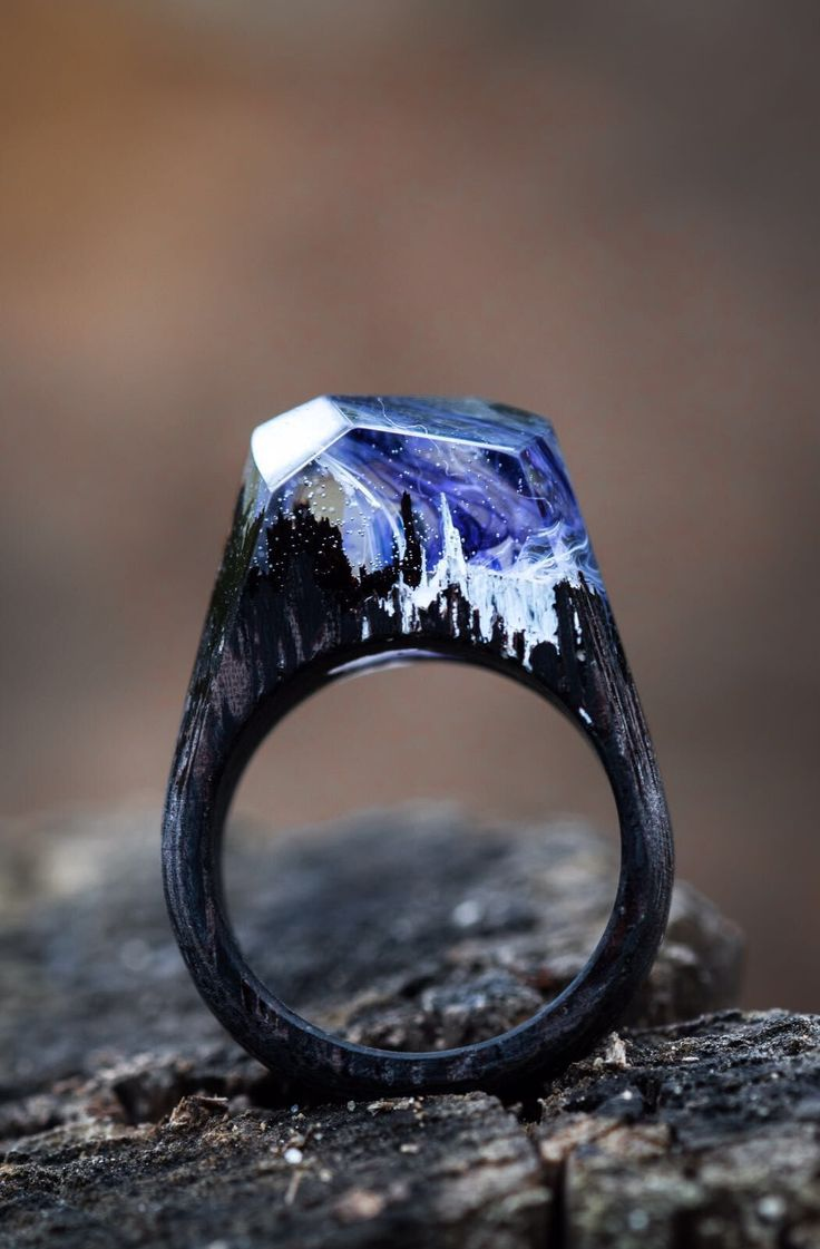 Ice And Ink  Jewelry  Resin Jewelry Jewelry Secret