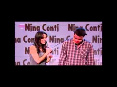 Nina Conti Ventriloquist: This lady is hilarious.