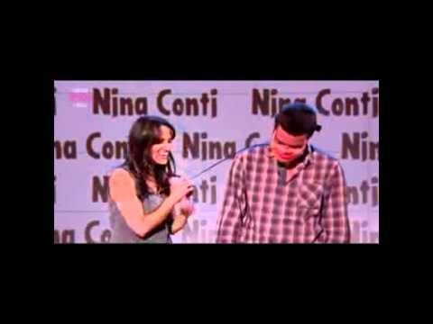 HAHAHAHA!!!!!!! Nina Conti - ventriloquist - Russell Howards Good News  www.TamaraSlack.org