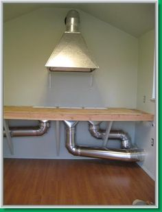 Pros and Cons of 4 types of ventilation setups? (see pics) - Lampwork Etc.