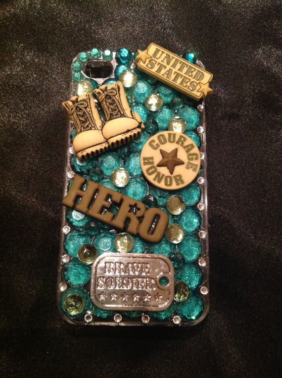 This fun case is our Army Wife for Life iphone 4/4s by IKCute, $25.00