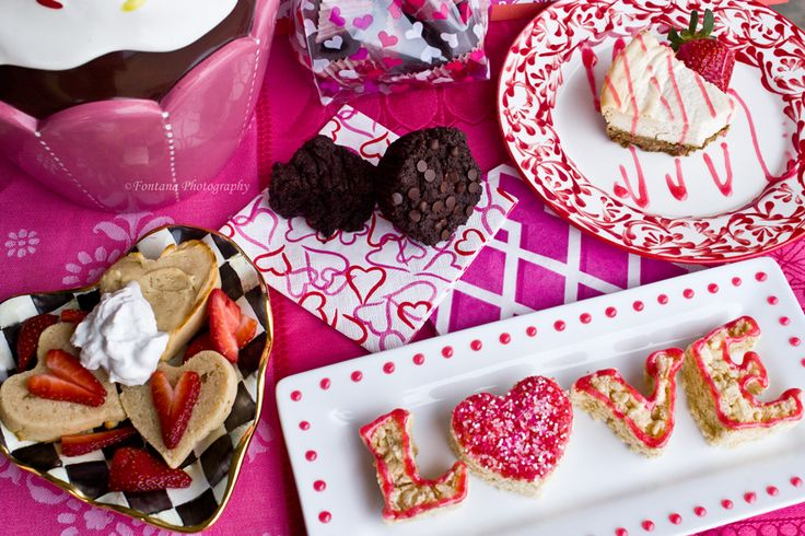 dairy free valentine's day treats