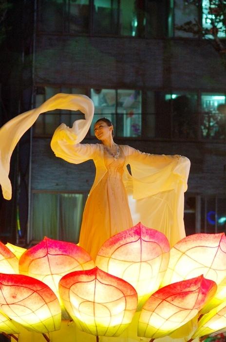 Budda's Birthday Parade, Seoul, Korea
