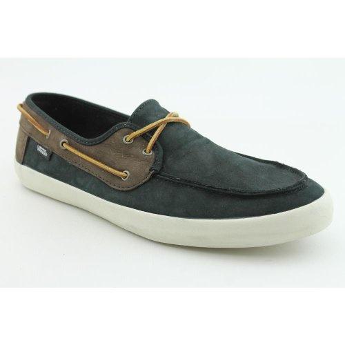 Vans Boat Shoes Men Chauffeur Surfsider Nubuck Slip On - Boat Shoes for Men  http://www.boatshoesformenz.com/vans-boat-shoes-men-chauffeur-surfsider-nubuck-slip-on/