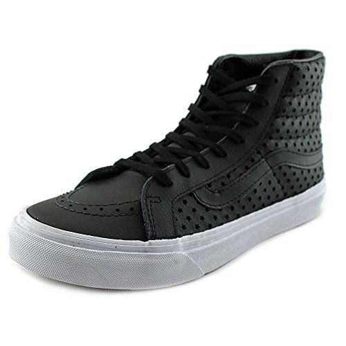 Vans Women Sk8-Hi Slim - Perf Stars (black / white)