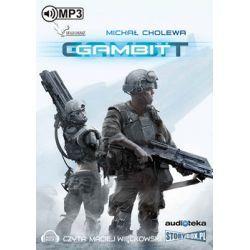 Algorytm wojny. Tom 1. Gambit - Cholewa Michał