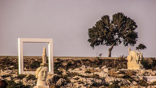 Kypr, Ayia Napa, Sculpture Park