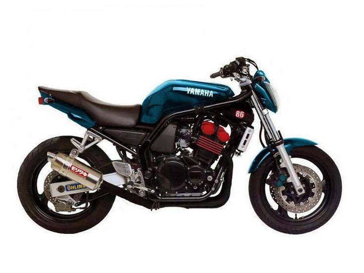Yamaha Fzs Tracker