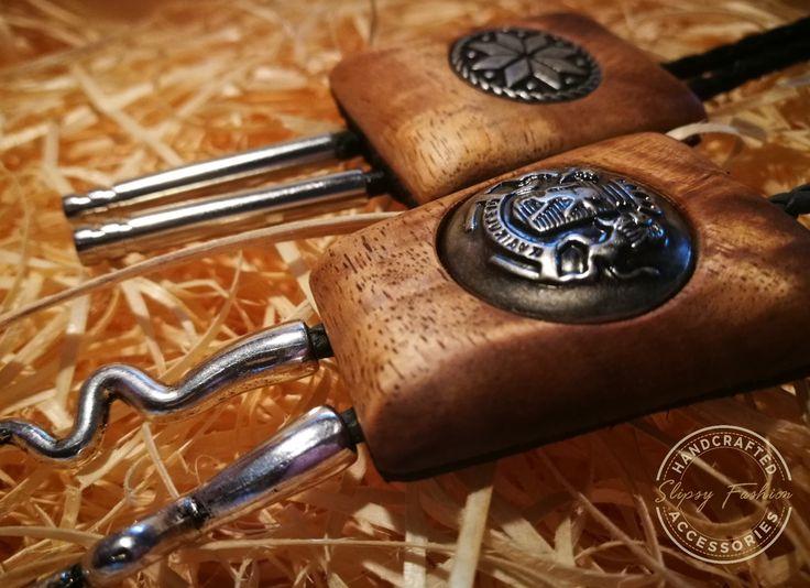 Wooden Accessories Dapper Luxury Modern Retro Handcrafted