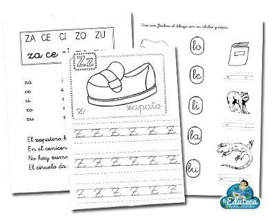 La Eduteca: RECURSOS PRIMARIA | Método de lectoescritura  realizado por el EEI Santiago Apóstol de Albatera