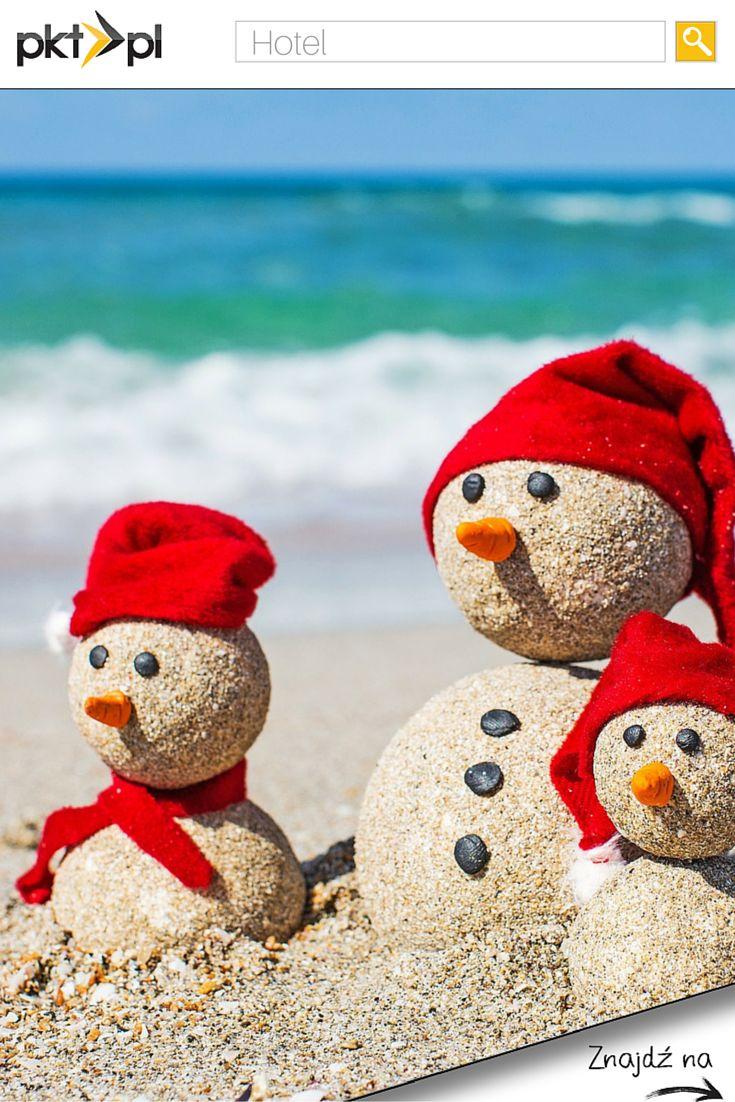 Co powiecie na to, żeby tegoroczne #święta spędzić nad morzem? :)