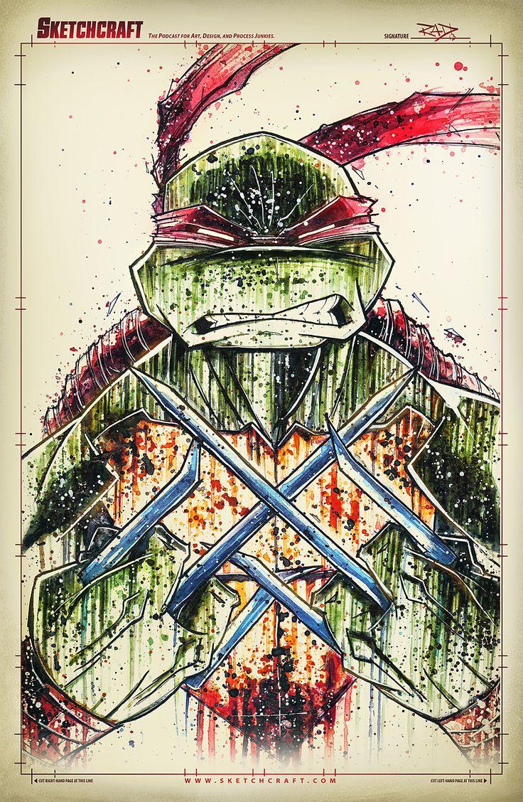Raphael by Rob Duenas
