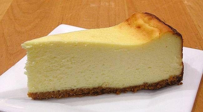 New York Style Cheesecake recept | Smulweb.nl