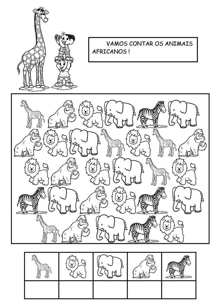 Spočítej zvířátka