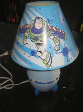 Disney BUZZ LIGHTYEAR Toy Story Desk Light Table Lamp Bedroom