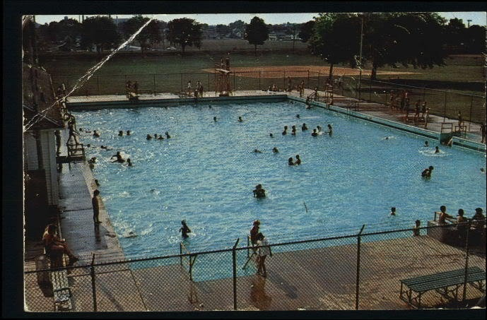 Miller Pool Lancaster Ohio Spent Many Childhood Summers Here And At Tiki Pool Home