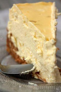 THE cheese-cake qui me satisfait totalement !! Ça y est !! Je l'ai !!