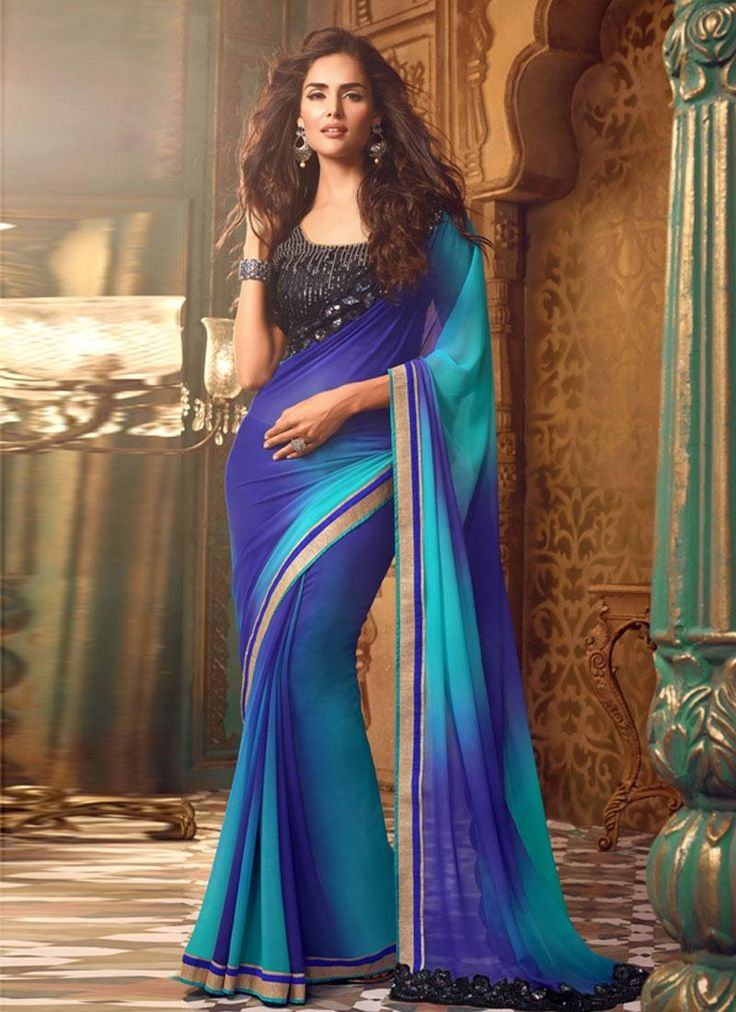 latest party wear saree online shopping in India. Contact us: +91 9824678889 Email id: sales@manjaree.in
