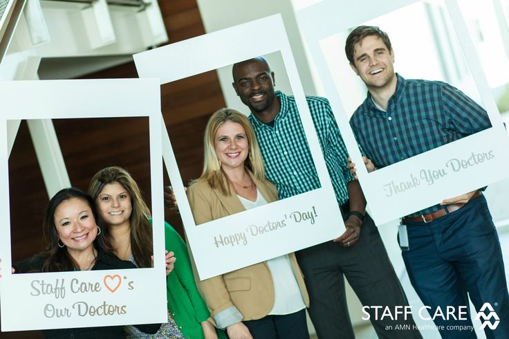 Happy Doctors' Day from Staff Care!