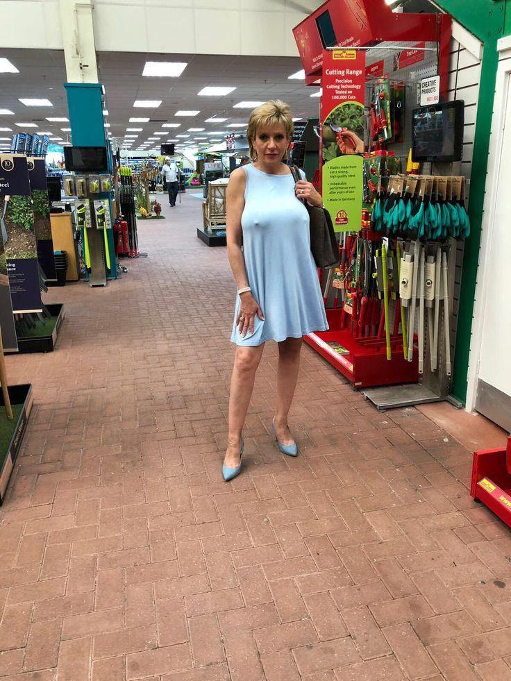 Gill Ellis Young Sonia Crossdressers Summer Dresses Lady