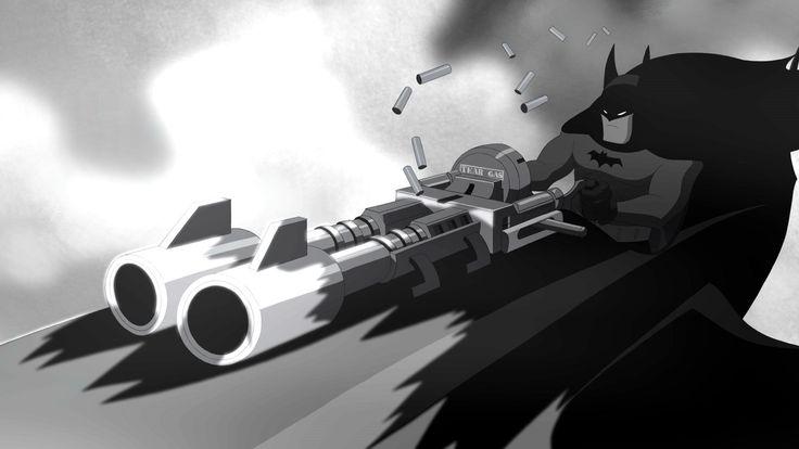 Check out Batman: Strange Days animated short film on Geek FYI http://geekfyi.com/batman-strange-days-animated-short-film/