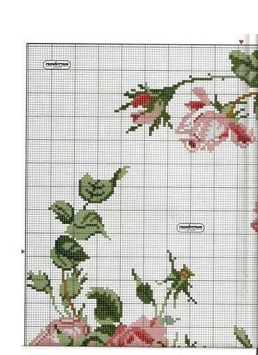 Różowe róże (2/4)