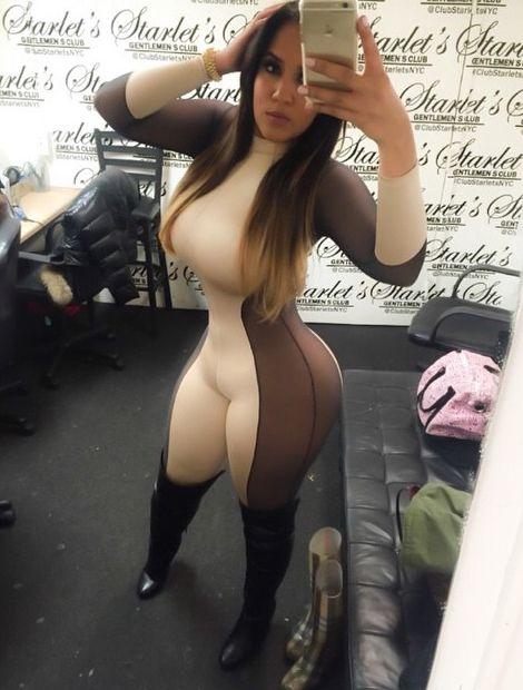 Athlete boob slips