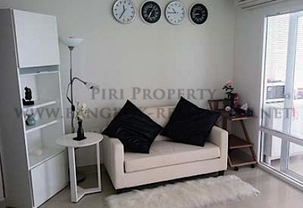 """""""Time = Life, Therefore, waste your time and waste of your life, or master your time and master your life.""""  In this apartment, you will never lose track of time! :D"""