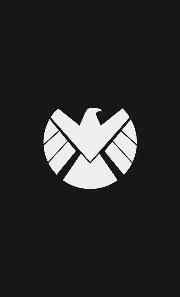 Marvel S Agents Of Shield Logo Wallpaper Hd Made By Me Marvel Shield Logo Wallpaper Hd Marvel Fan Art