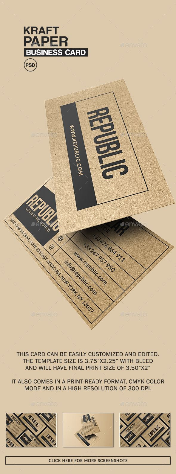 Best 20 Business card size ideas on Pinterest