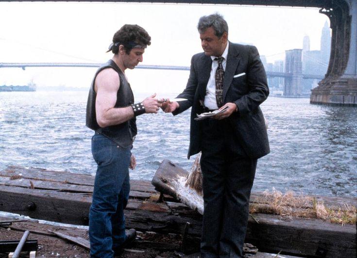 CRUISING, Al Pacino, Paul Sorvino, 1980