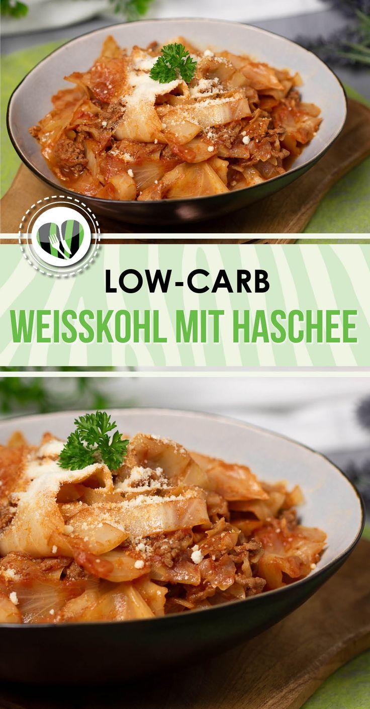 One Pot: Weißkohl mit Haschee – Leckere Low Carb Rezepte – schwarzgrueneszebra