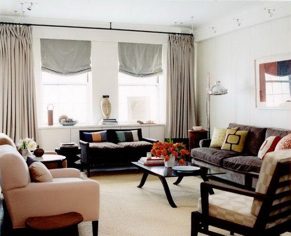 Die besten 25+ Cremefarbige vorhänge Ideen auf Pinterest - moderne wohnzimmer vorhange