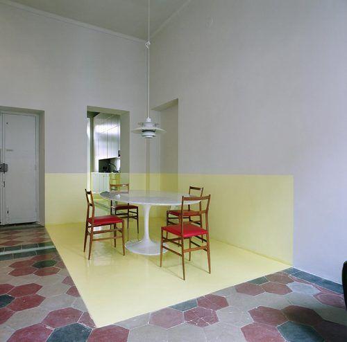 Appartamento in Via Piave, Torino http://decdesignecasa.blogspot.it