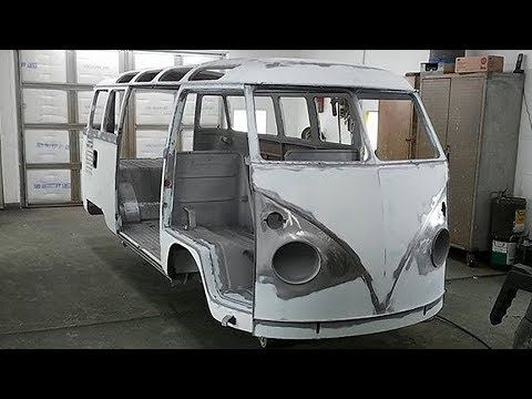7f6f12b9f1 VW T2 Brazilian Camper Conversion by VanWurks - YouTube